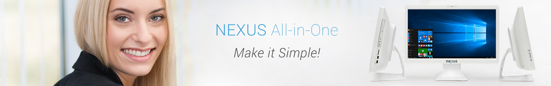 NEXUS All-in-one banner