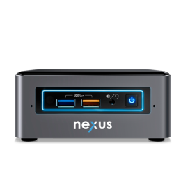 Mini PC NEXUS NUC PRIME Vista Frontal
