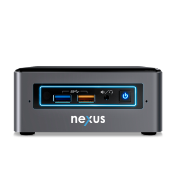 Mini PC NEXUS NUC PRIME Vista Frontal