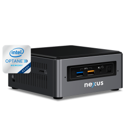 Mini PC NEXUS NUC PRIME Memórias Intel Optane