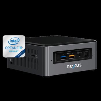 Mini PC NEXUS NUC PRIME Memórias Intel Optane
