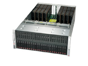 Servidor NEXUS Rack 4U
