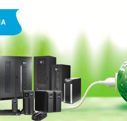 UPS para empresas: Proteja os seus equipamentos informáticos.